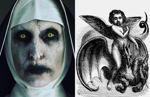 """Bí ẩn ma quỷ: 4 điều thú vị về """"ma sơ"""" Valak có thể bạn đã bỏ lỡ trong Trailer The Nun"""