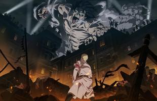 Hot: Season cuối của anime Attack on Titan tung Trailer nóng hổi