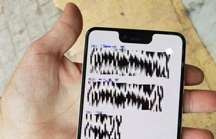 Google Pixel 3 XL lộ ảnh thật, trên có tai thỏ nho nhỏ, dưới có cái cằm rất to