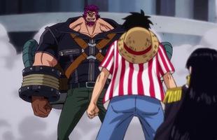 Spoiler One Piece 896: Luffy đọ sức với thợ săn hải tặc mạnh nhất, tàu Thousand Sunny bị tấn công