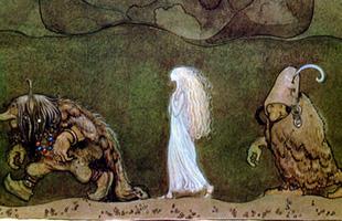Những sinh vật kỳ bí, quỷ quyết và đầy mê hoặc trong thần thoại Bắc Âu