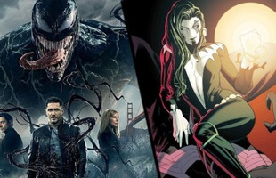 Shriek - người tình của Carnage sẽ xuất hiện trong phim Venom 2 là ai?