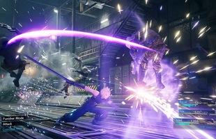 Final Fantasy VII Remake nhá hàng loạt screenshot cực đỉnh, cặp đôi Chocobo & Moogle chính thức xuất hiện