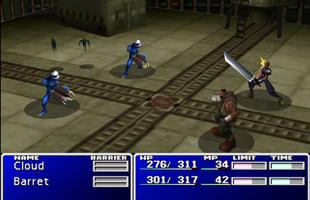 Huyền thoại Final Fantasy VII xuất hiện bản Remake HD đẹp bất ngờ