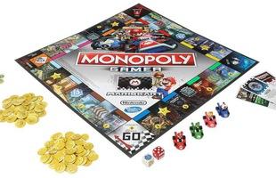 Mario Kart Monopoly: cờ tỷ phú phiên bản Mario đua xe sắp ra mắt phiên bản toàn cầu