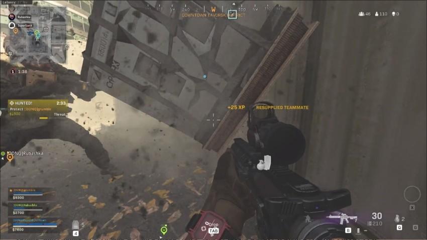 Lỗi lạ kỳ ở CoD: Warzone khiến thính… đè chết người chơi