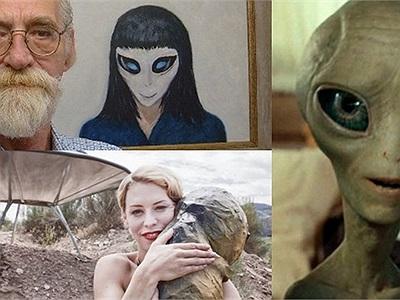 """Tiết lộ gây sốc của những người từng """"xã giao"""" và... có con với người ngoài hành tinh"""