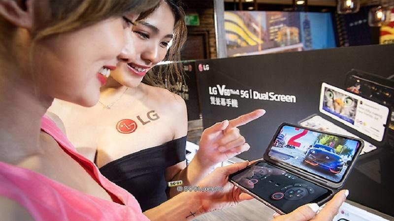LG ra mắt máy chơi game 5G, thêm lựa chọn mới cho game thủ Việt