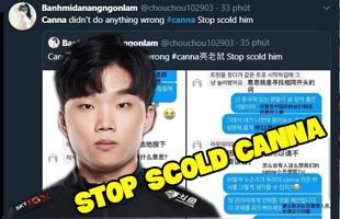 """Fan Trung tiếp tục chế """"ảnh thờ"""", chửi rủa cả bố mẹ của Canna: Fan Việt tức tốc lên Weibo repost bài đăng giải thích, quyết tâm """"thanh tẩy"""" cho cậu"""