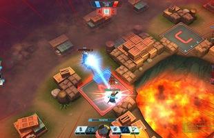 Chi tiết gameplay của Tango 5 Reloaded - Game hành động chiến thuật lạ lùng đầy thách thức