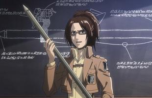 Tổng hợp những mẫu vật được trưng bày ở triển lãm cuối cùng của Manga Attack on Titan tại Nhật (Phần 1)