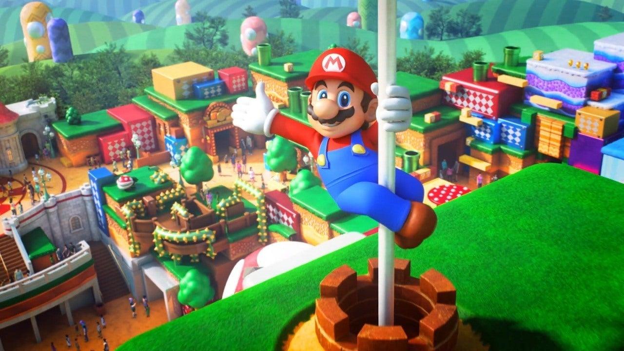 Nintendo đã rút khỏi lễ khai mạc thế vận hội Olympic năm nay