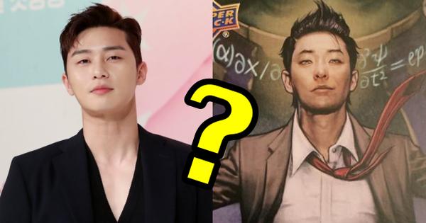"""Park Seo Joon khả năng cao sẽ đóng siêu anh hùng """"nửa người, nửa gián"""" của Marvel?"""