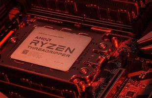 AMD Ryzen Threadripper 3000 mạnh gần gấp đôi so với Threadripper đời trước?