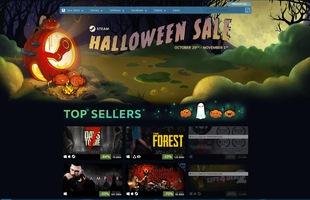 """Halloween Sale chính thức khởi động, Steam giảm giá sập sàn """"cả tấn"""" game khủng"""