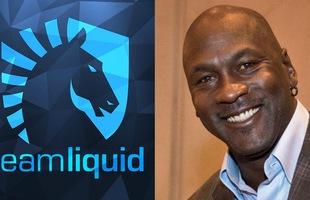 Huyền thoại bóng rổ Michael Jordan bất ngờ đầu tư vào thể thao điện tử, rót 600 tỷ vào cho Team Liquid
