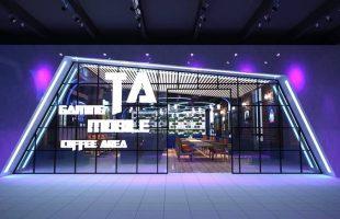 T.A Esport Stadium: Khu tổ hợp Cyber Game – Mobile Cafe – PS4 cực khủng chuẩn bị ra mắt tại Thái Bình